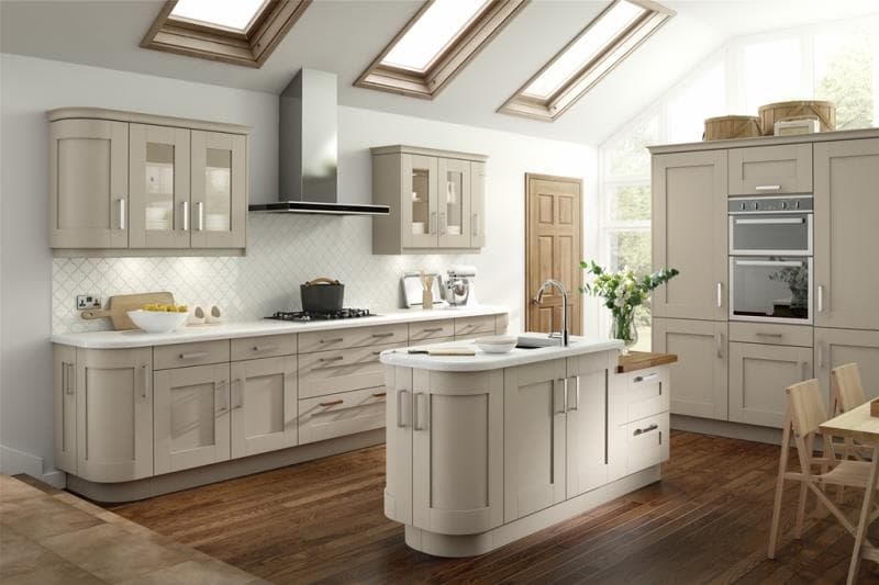 Kitchen Base Unit Doors In Cornwall